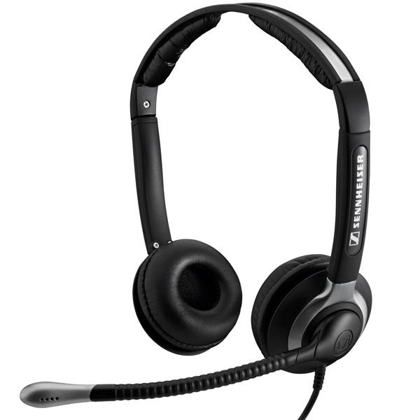 Sennheiser CC 550 IP Duo Corded Headset (2)