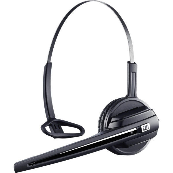 Sennheiser D10 Phone Cordless Headset with headband (1)