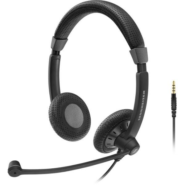 Sennheiser SC75 Binaural Headset for Mobile Phones