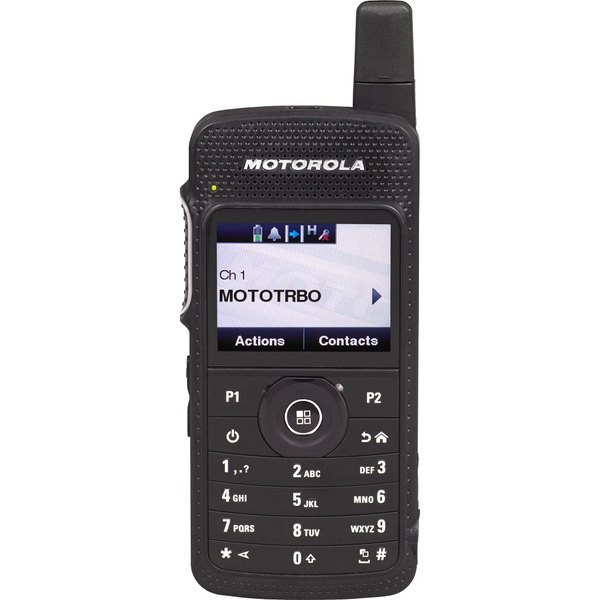 Motorola SL4010e Digital Licensed Two-Way Radio