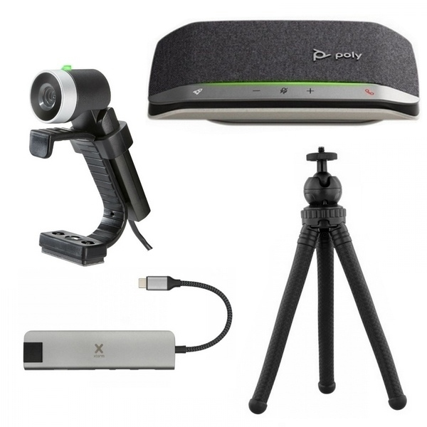 Video conferencing Pack Poly - Sync 40