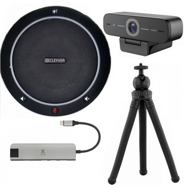 Videoconferencing bundle Cleyver CC30