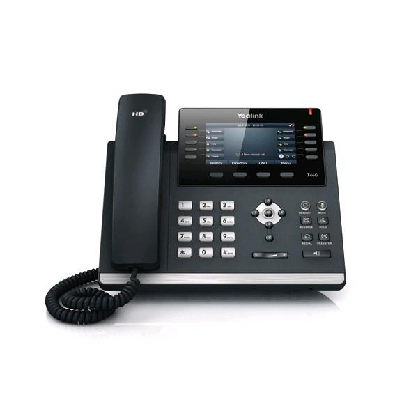 Yealink SIP-T46G Desktop VoIP Phone
