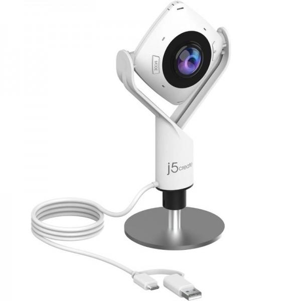 j5create 360° All Around Webcam