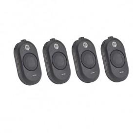 Motorola CLP 446walkie-talkie 4-Pack