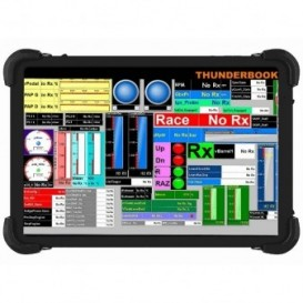 Thunderbook Goliath A100 - Android 7 - With barcode reader