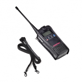 Entel Leather Case for  HT Walkie Talkie Series