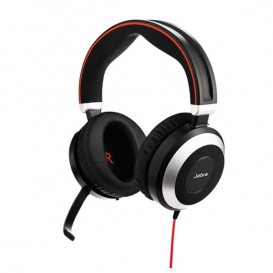 Jabra Evolve 80 MS Stereo Corded PC Headset
