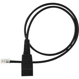 GN Jabra QD/RJ45 cable for Aastra Phones