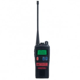 Entel HT823 ATEX VHF Two-Way Radio