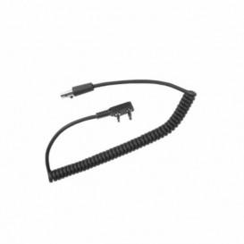 3M Peltor Flex FL6U-36 Cable for Kenwood Radios