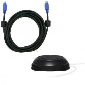 Microphone for AVer VC520 with 10 m cable