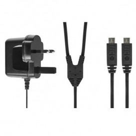 Motorola Y-Cable Micro-USB Charger