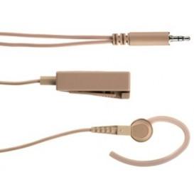 Motorola Beige Earpiece Mic