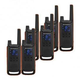 Motorola Talkabout T82 Six Pack