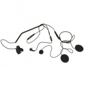 Closed Helmet Mic for Motorola Radios