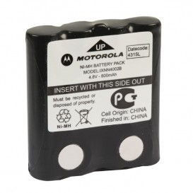 NiMH Battery Pack for Motorola Radios