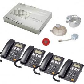 Orchid Telecom PBX 308+ Starter Pack (2)