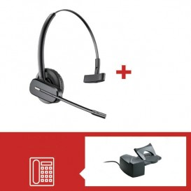 Plantronics CS540 + HL10 Handset Lifter