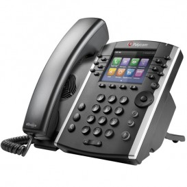 Polycom VVX 401 MS VoIP Desktop Phone (2)