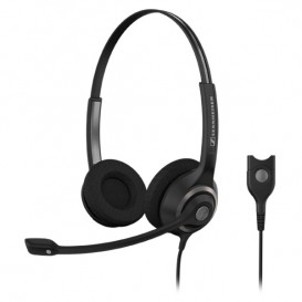Sennheiser SC 260 Binaural Corded Headset