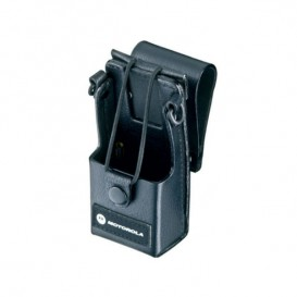 Leather case for Motorola DP1400 series