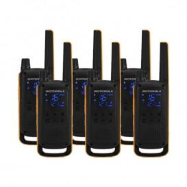 Motorola TLKR T82 Extreme Six Pack