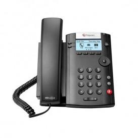 Polycom VVX 201 VoIP Desktop Phone