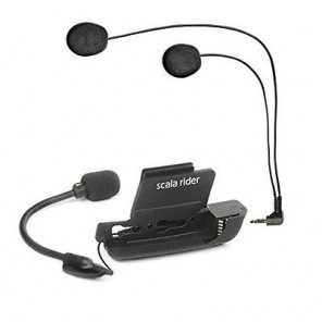 Scala Rider Audio & Mic Kit G9X