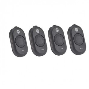 Motorola CLP 446walkie-talkie 4-Pack
