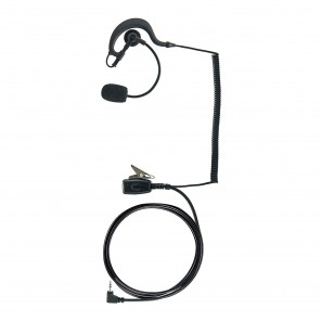COBRA Earpiece with boom microphone