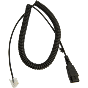 Jabra QD - RJ45 Cord for BIZ 2400 and Openstage