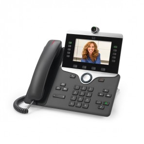 Cisco 8845 VoIP Desktop Phone