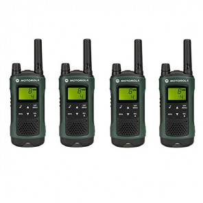 Motorola TLKR T81 Hunter - Quad Pack