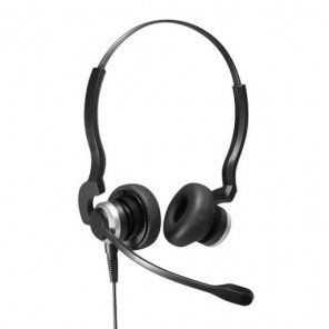 Duo headset with USBD2 remote control
