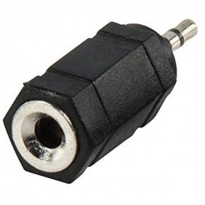 3.5 mm to 2.5mm Jack Adapter