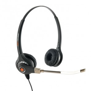 Agent 600 Binaural Corded Headset