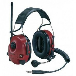 3M Peltor Alert Headset with Mic