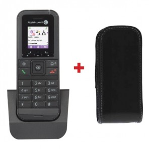 Alcatel-Lucent 8232S DECT + Protective case