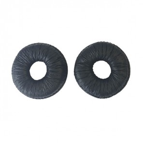 Leatherette Ear Cushions for SupraPlus, CS510/520 (2 Pack)