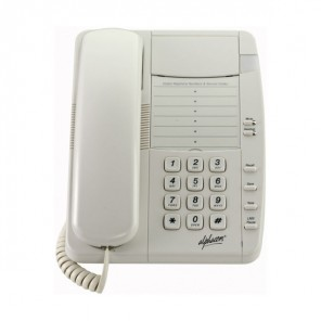 Alphacom NR200HP Headset Business Telephone (Ivory)
