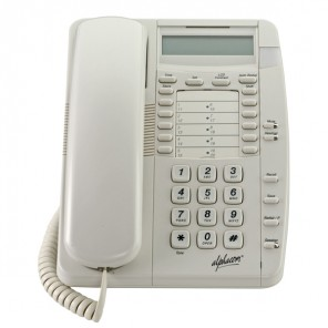Alphacom NR205HP Analogue Headset Telephone