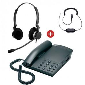 ATL Berkshire 200 + Jabra BIZ 2300 Duo + Smart Cord