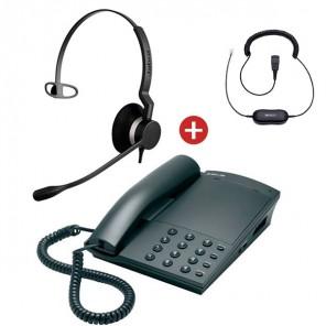 ATL Berkshire 200+ Jabra BIZ 2300 Headset + Cable