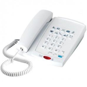 ATL Delta 820 Compact Hotel Telephone
