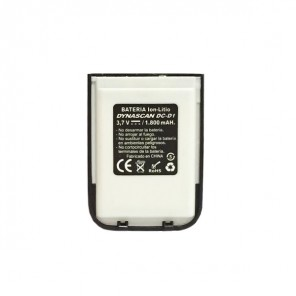 Battery for Dynascan 1D Black