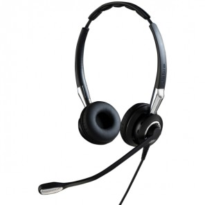 Jabra BIZ 2400 II USB Duo PC Headset