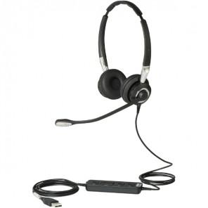 Jabra BIZ 2400 II USB Duo CC PC Headset
