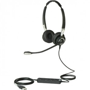Jabra BIZ 2400 II USB Duo CC MS PC Headset