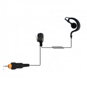 Motorola CLP earhook headset